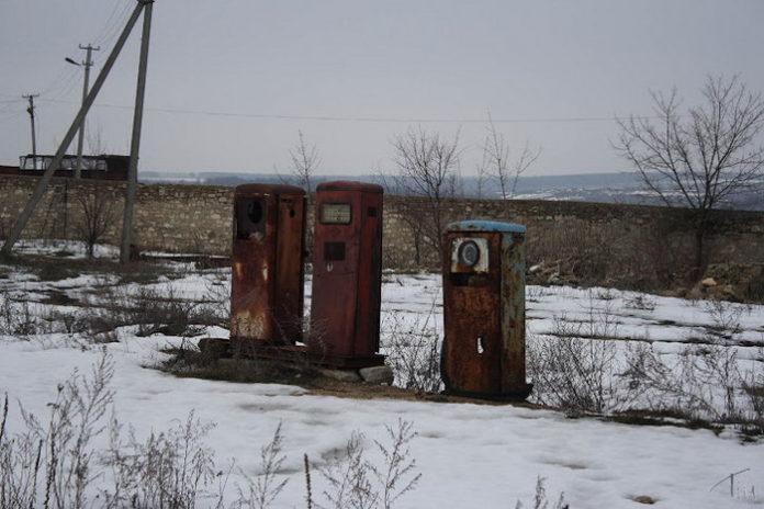 АЗС цена бензин