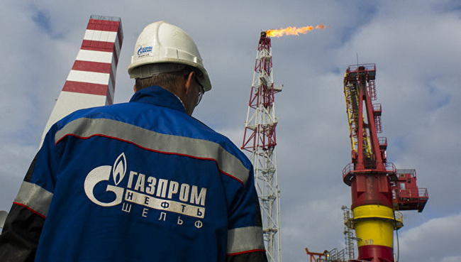 Газпром BASF