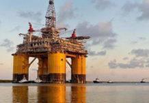 нефтедобыча шельф