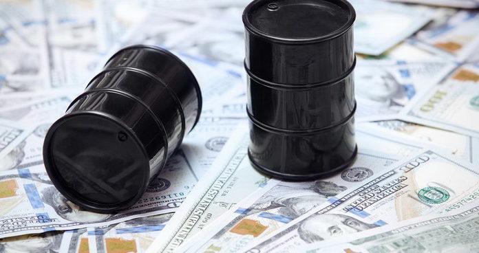 нефть цена падение